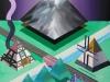 pyramide fachwerk